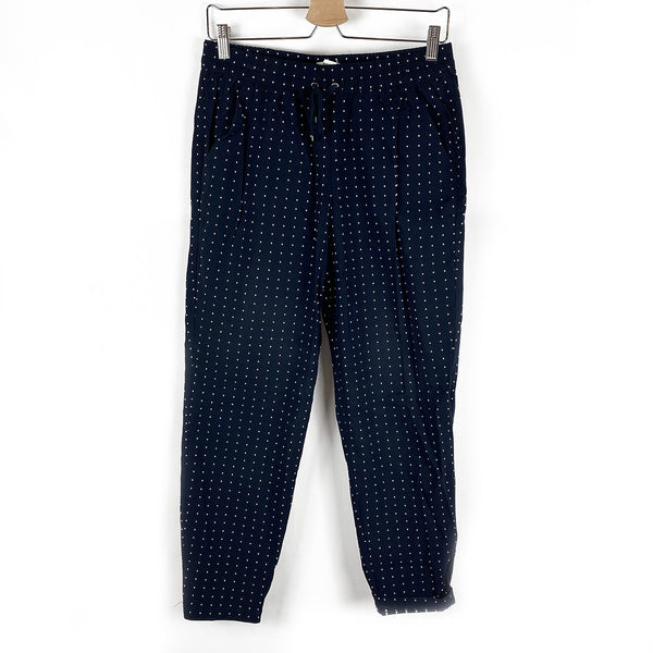 Navy Slouch Pant | Max Studio | Size L