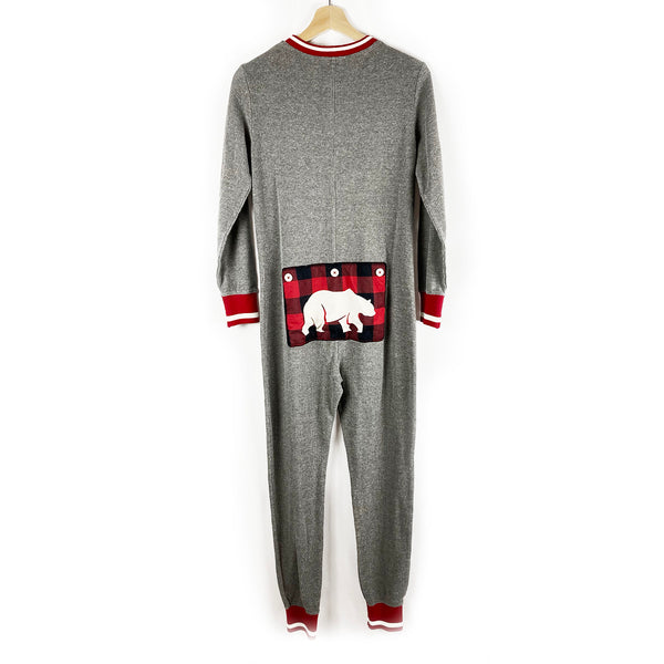 Zip-up Onesie | Holiday #FamJams | Size S