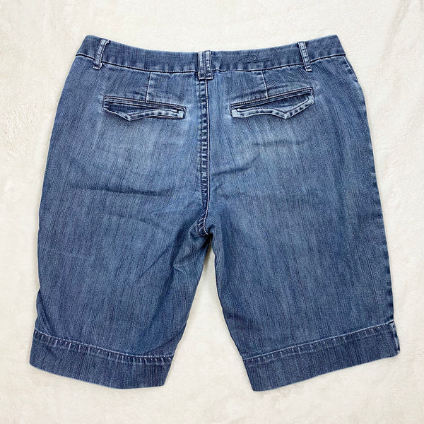 Denim Bermuda Short | Ricki's