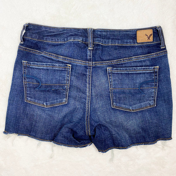 Denim Midi Short | American Eagle