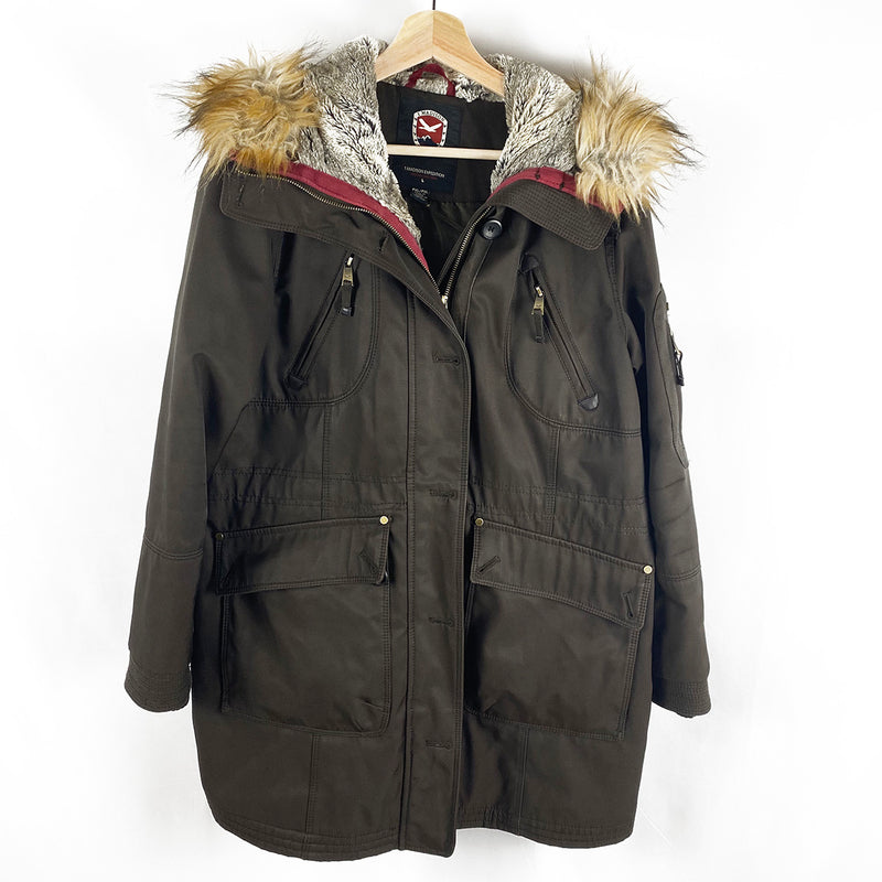 Parka Coat | 1 Madison Expedition | Size XL