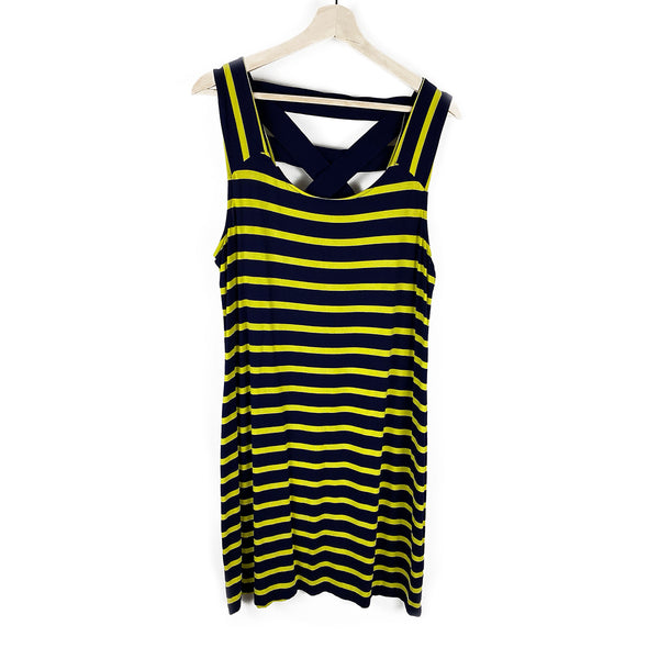 Striped Bodycon Dress | Saint Tropez West