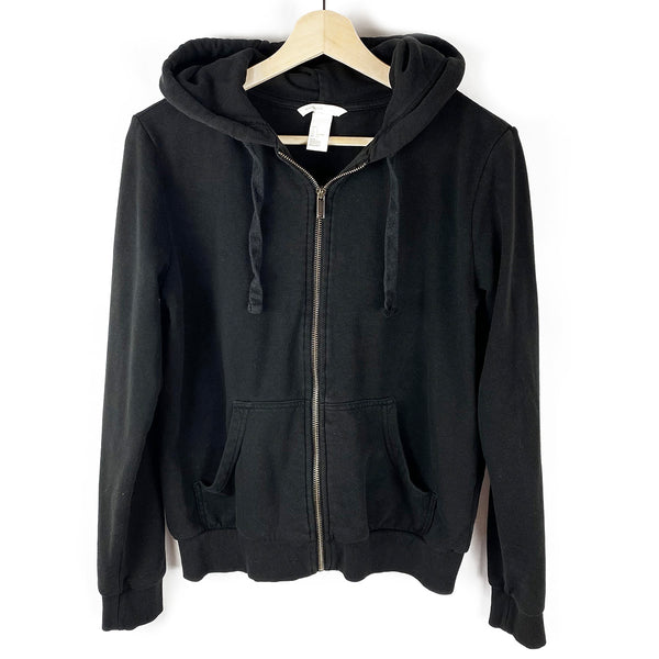 Hooded Jacket, Black | H&M