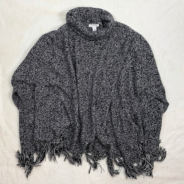Sweater Poncho | White House Black Market | O/S