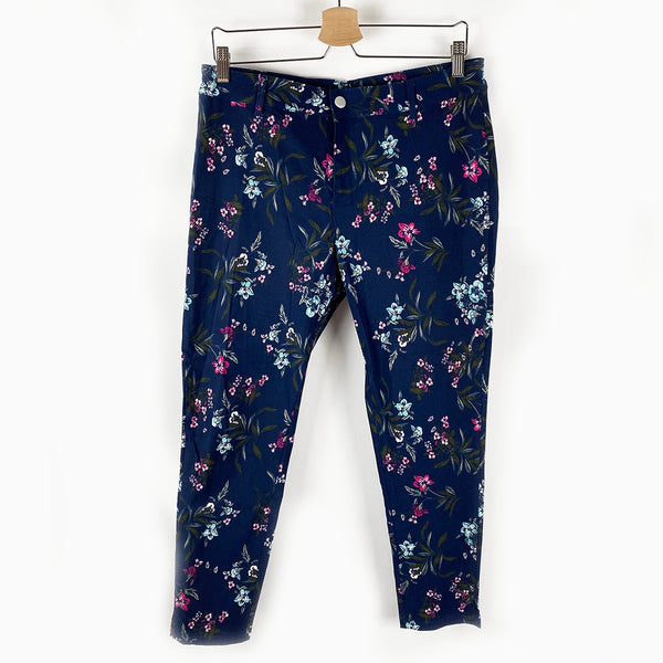 Super Stretchy Floral Pant | Lily Morgan