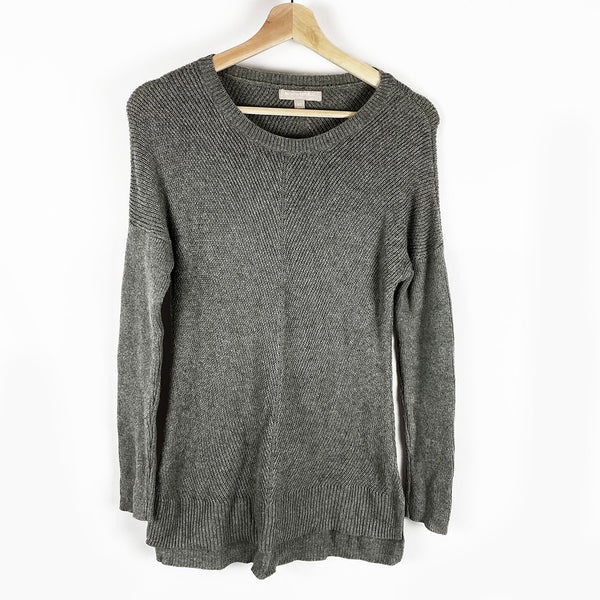 Grey Knit Sweater | Banana Republic | Size XS