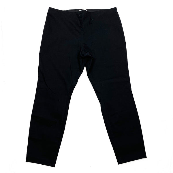 Pull-On Black Pant | H&M