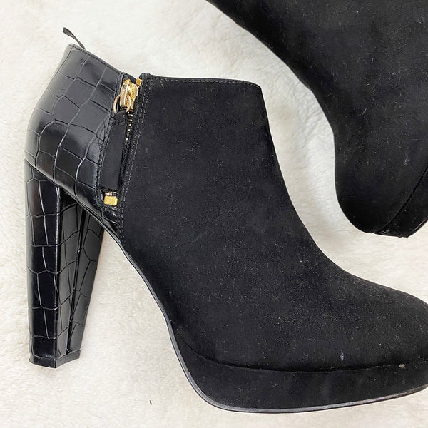 Zip-up Ankle Boot | H&M | Size 8