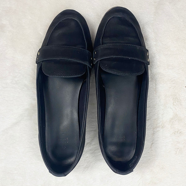 Sianna Penny Loafers, Black | Call it Spring | Size 8