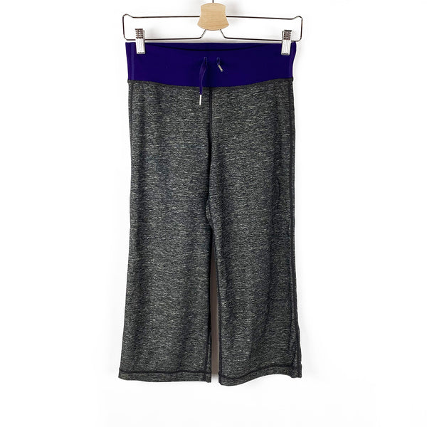Wide Leg Crop Active Pant | Lululemon | Size 6