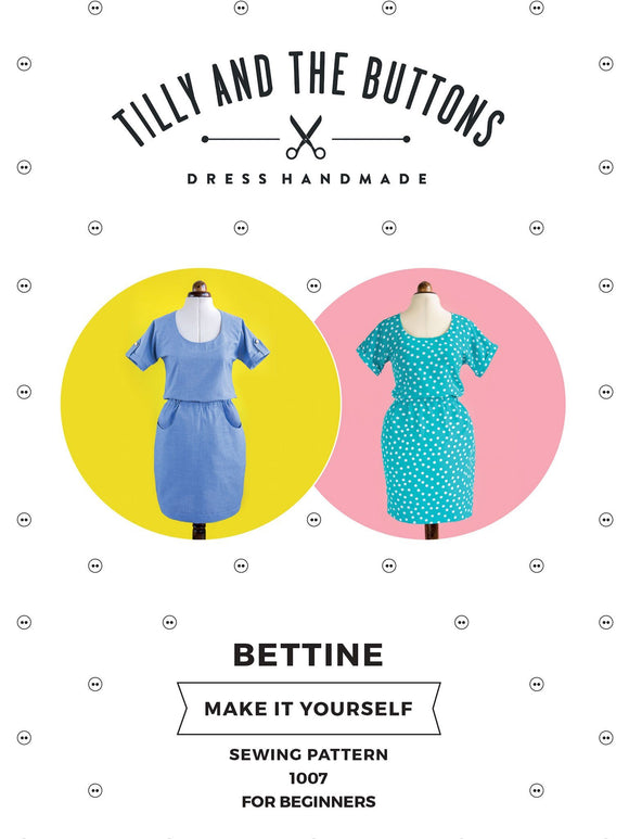 Tilly y los botones • Bettine • Beginners - Pound Fabrics