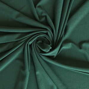 Green Elastane Fabric - Pound Fabrics