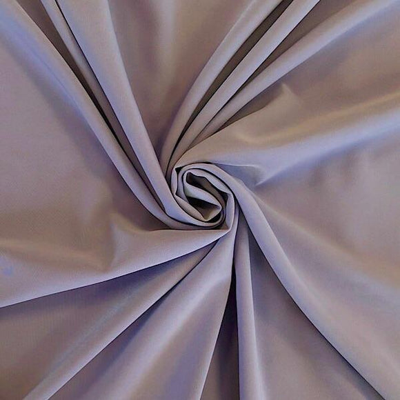 Soft Purple Polyester Fabric