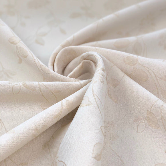 Textured Beige Rose Fabric - Pound Fabrics