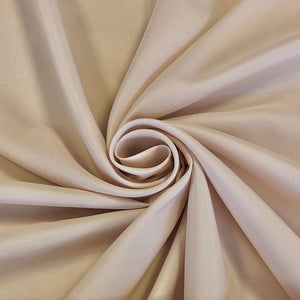 Light Nude Polyester Fabric - 45m Roll