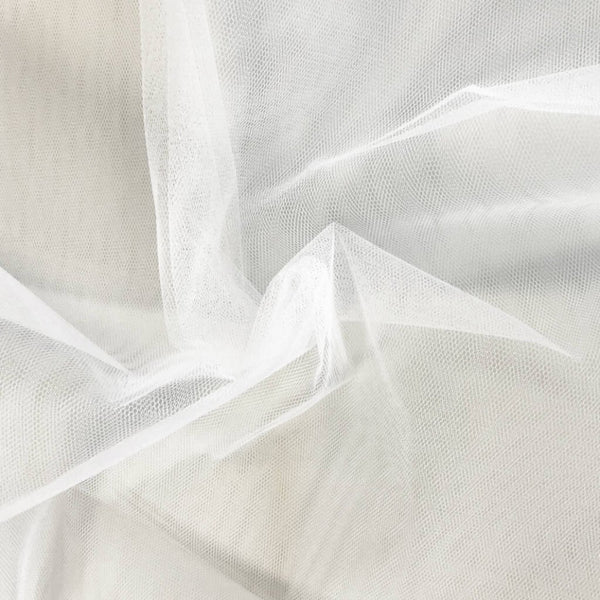 Plain Dress Net Fabric - Pound Fabrics