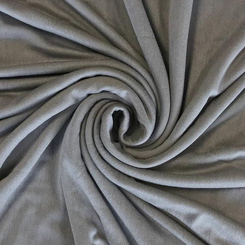 Grey Stretch Fabric