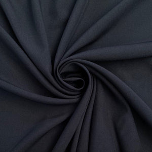 Dark Navy Bi-Stretch Fabric