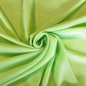 Light Green Mesh Fabric
