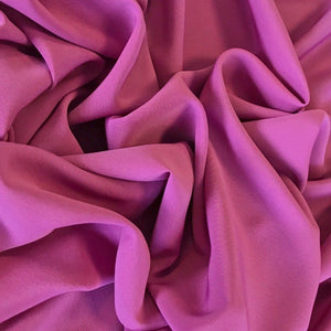 Pink Polyester Fabric
