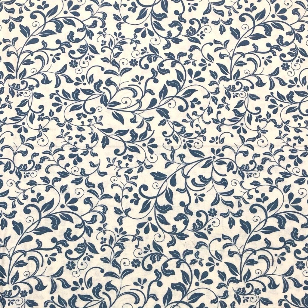 Floral Blender Cotton Fabric - John Louden