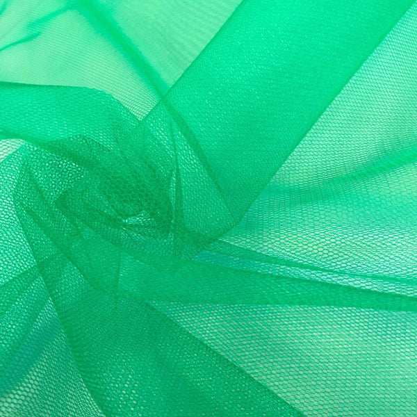 Plain Dress Net Fabric - 40m Bolt