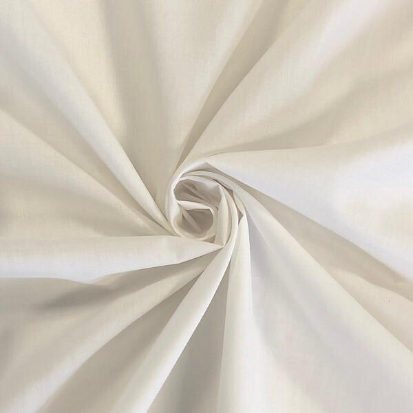 Plain Polycotton Fabric - Full 37 Metre Roll - Pound Fabrics