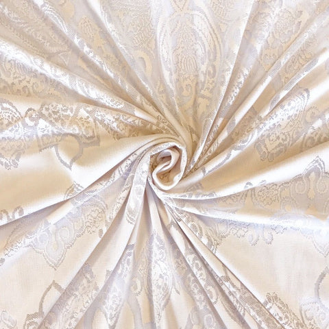 Nude Lace Fabric