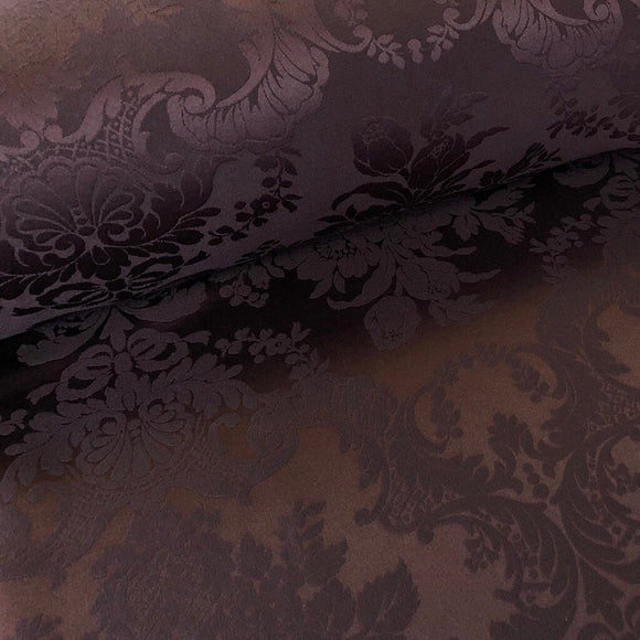 Floral Damask Upholstery Fabric - Pound Fabrics