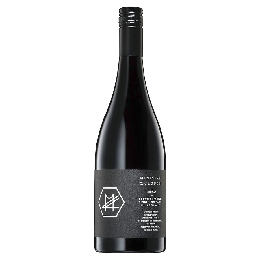 Ministry of Clouds Blewitt Springs Single Vineyard Shiraz 2017