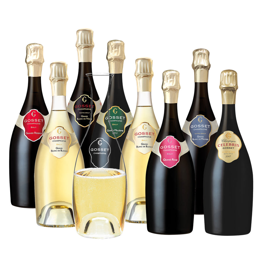 Champagne Gosset Champagne Decanter
