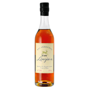 Loujan Bas Armagnac 12 year old 200ml