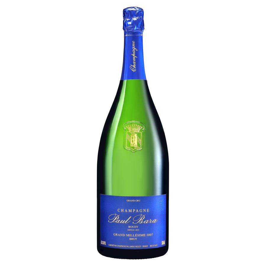 Champagne Paul Bara Grand Millesime 2007 1500ml