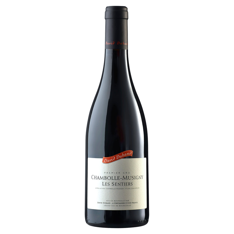 David Duband Chambolle Musigny 1er cru Les Sentiers 2013