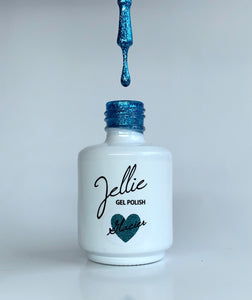 Jellie Gel 'Glacier' 15ml Colour Coat