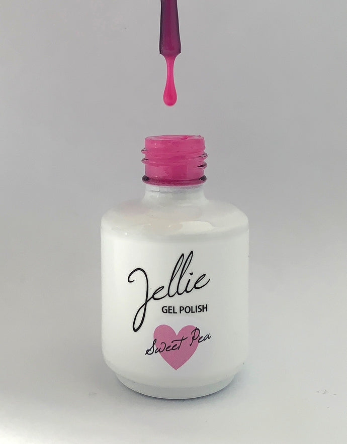 Jellie Gel 'Sweet Pea' 15ml Colour Coat