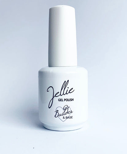Jellie Gel 'Clear' 15ml Builder & Base