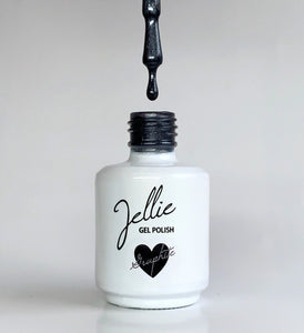 Jellie Gel 'Graphite' 15ml Colour Coat