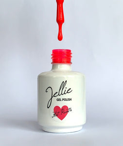 Jellie Gel 'Hot Pants' 15ml Colour Coat