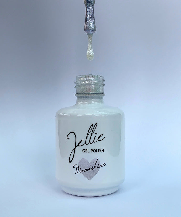Jellie Gel 'Moonshine' 15ml Colour Coat