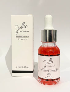 Jellie 'Rose' 15ml Cuticle Oil