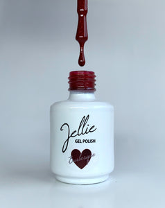 Jellie Gel 'Burlesque' 15ml Colour Coat