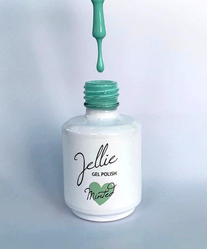 Jellie Gel 'Minted' 15ml Colour Coat