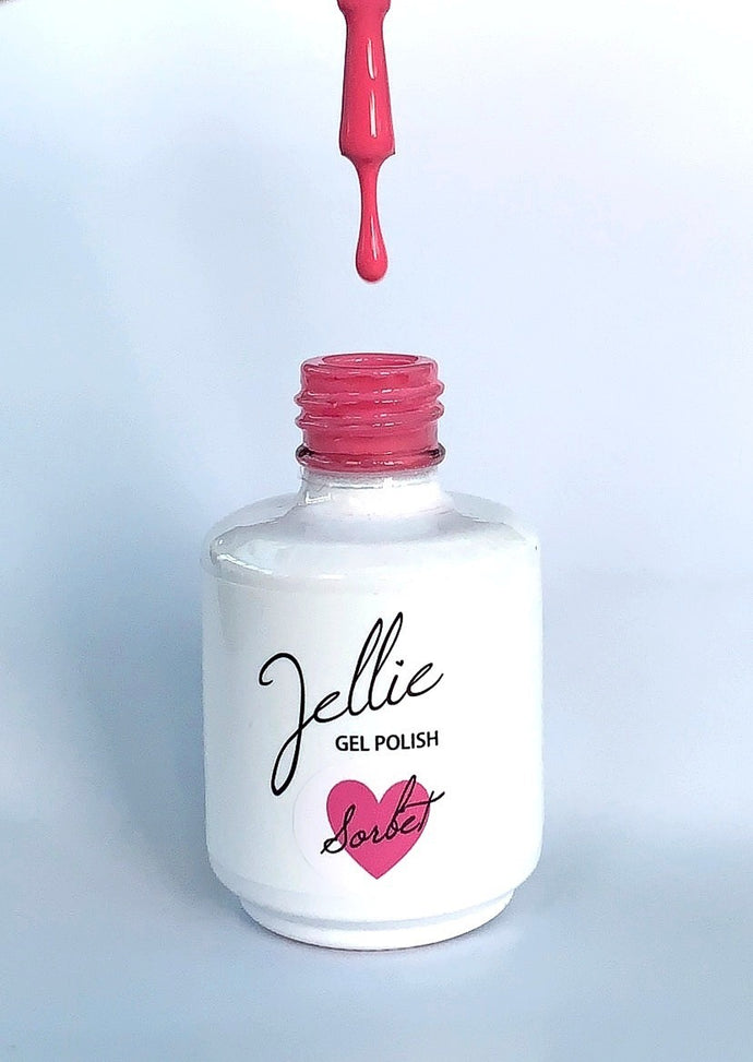 Jellie Gel 'Sorbet' 15ml Colour Coat