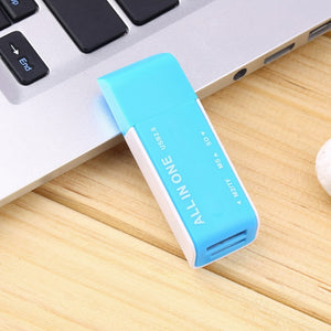 USB Card Reader Adapter