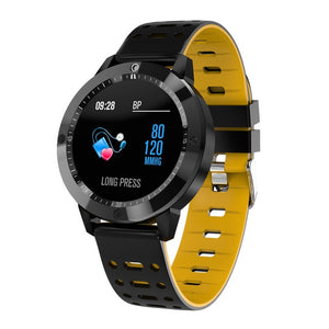 SENBONO CF58 Smart watch IP67 waterproof Tempered glass Activity Fitness tracker Heart rate monitor Sports Men women smartwatch