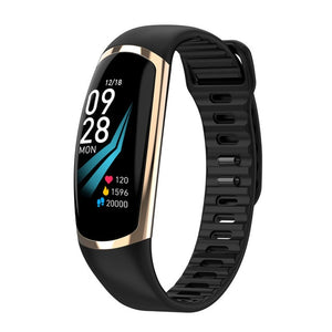Smart Bracelet R16 Android IOS Heart Rate Band Sleep Monitor Blood Pressure Fitness Tracker Waterproof Color Screen Sport Band