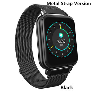 Greentiger New Y6 Pro Smart Bracelet Heart Rate Blood Pressure Oxygen Fitness Tracker Smart Watch Waterproof Sports Smart Band