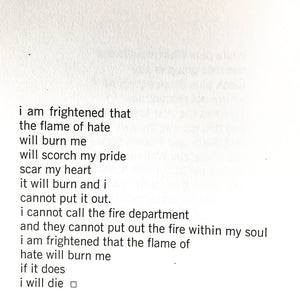 A Screaming Whisper - Poems by Vanessa Howard - 1972