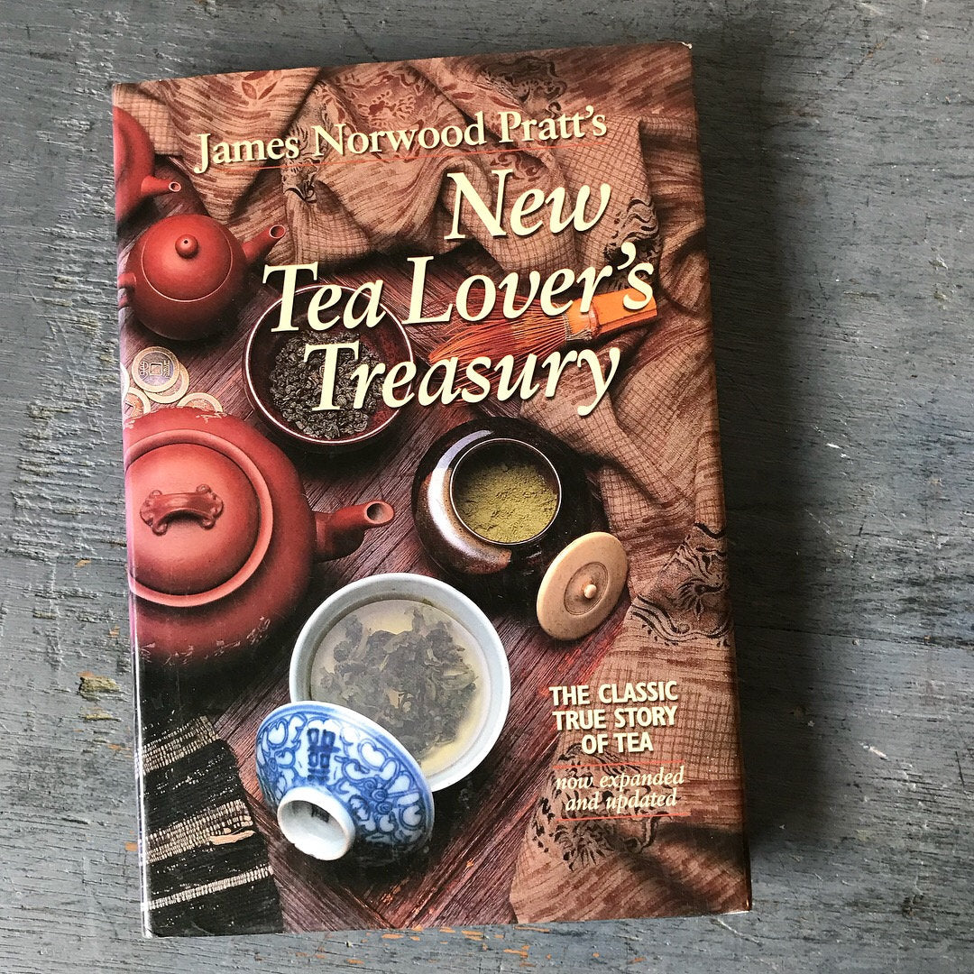 New Tea Lovers Treasury - James Norwood Pratt - 1999